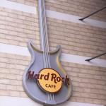 Izrada alubond reklama - hard rock cafe podgorica