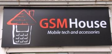 Svijetleće i alubond reklame GSM
