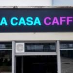 La Casa Caffe alubond reklama