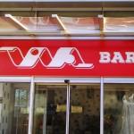 Viva Bar alubond rklama