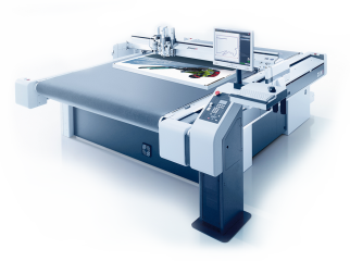 Zund XL 3000 Digital Cutter