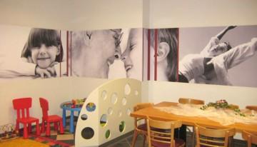 Stampane tapete za djecju sobu Podgorica