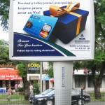 Digitalna štampa velikog formata Backlight štampa Podgorica