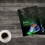 Poster kuca kafe i caja