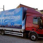 Kamionske cerade Podgorica