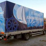 Podgorica kamionske cerade