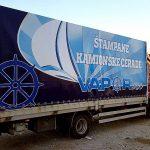Štampa kamionskih cerada Podgorica