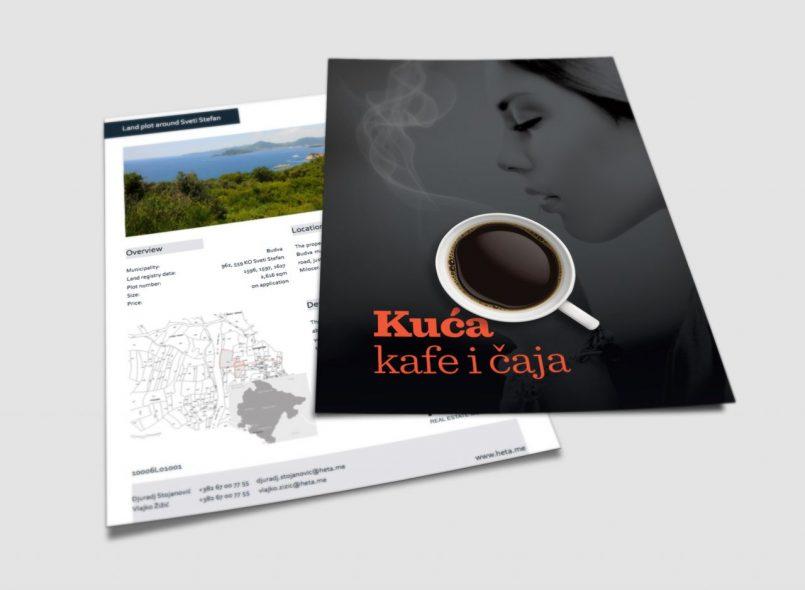 Digitalna štampa malog formata , štampa flajera, Vapor Podgorica