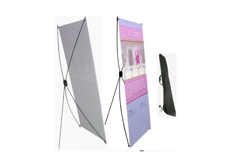 Display banner X frame